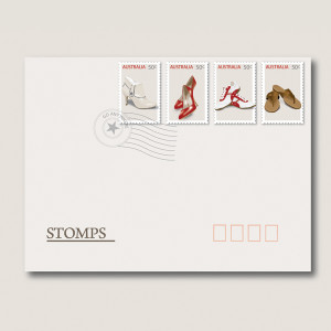 Stomps stamp collection